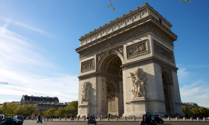 Everything you need to know about France's famous Arc de Triomphe