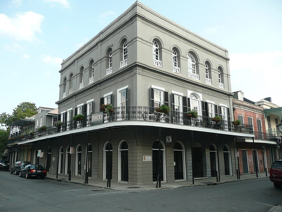 The secret horror house of Madame LaLaurie