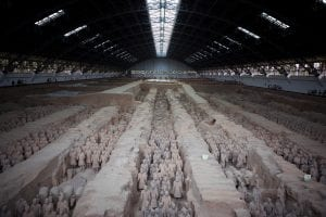 Terracotta-warrior-army-Emperor-Qin-Shi-Huang-mausoleum-pyramid