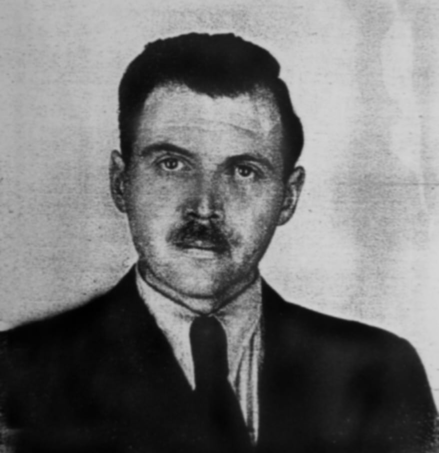 How Josef Mengele became a wanted man