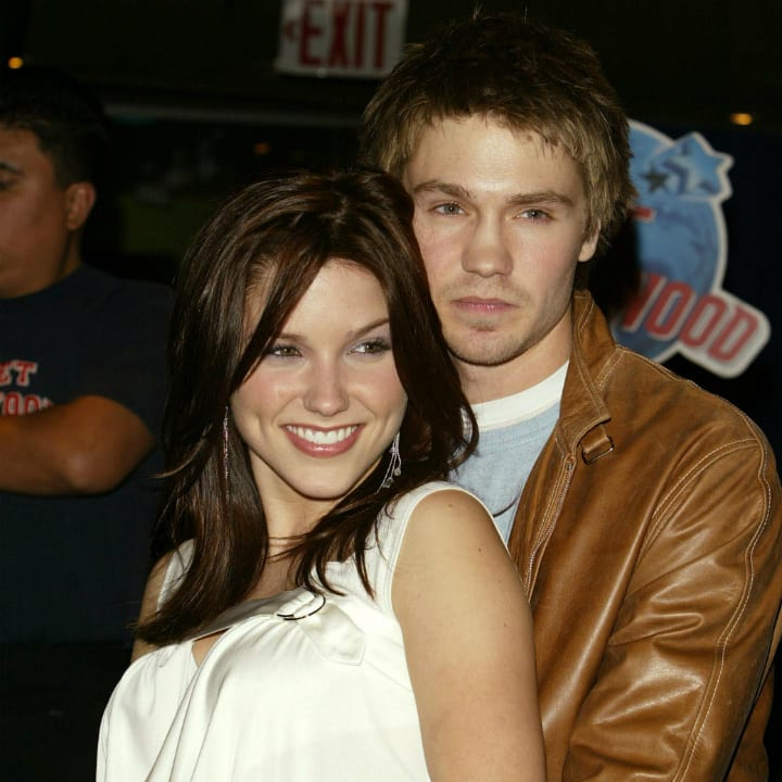 chad-michael-murray-sophia-bush