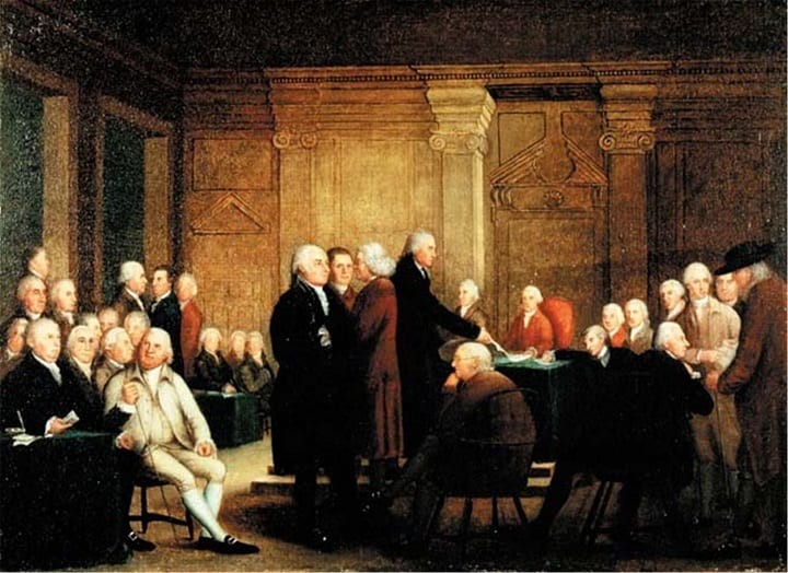 July 30, 1619: America's first legislative assembly is held
