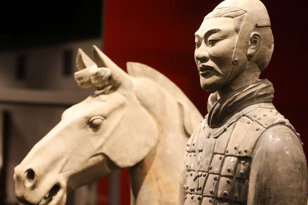 Buried for over 2,000 years, researchers reveal this lost Chinese dynasty