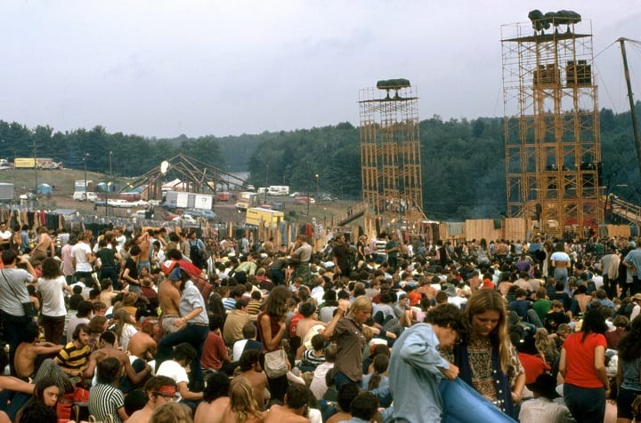August 17, 1969: The last day of Woodstock
