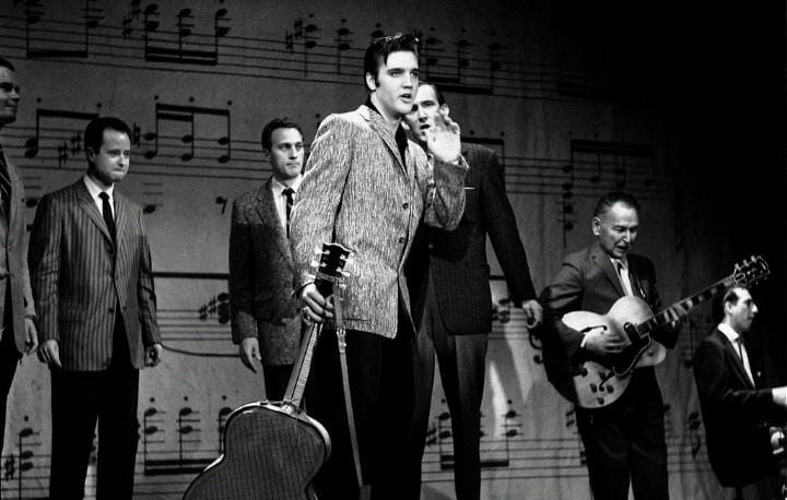 September 9, 1956: Elvis sings on 'The Ed Sullivan Show'