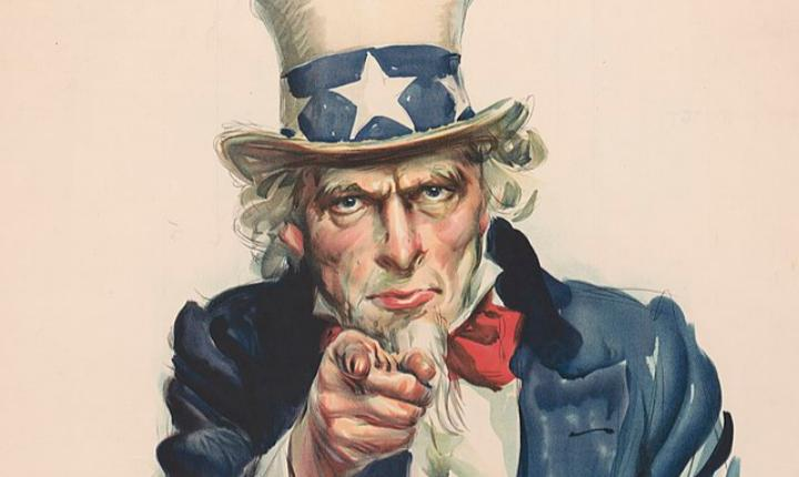 September 7, 1813: Introduction of U.S. nickname 'Uncle Sam'