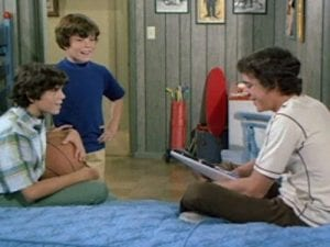 Barry Williams Christopher Knight Mike Lookinland Friends