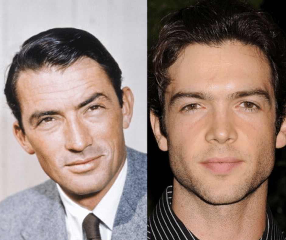 Ethan-Peck-grandson-of-Gregory-Peck-grandfather-of-celebrity-lookalike