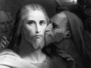 Jesus-Christ-predicted-his-own-death-Judas-Kiss