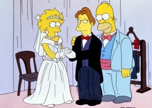 The-Simpsons-predictions-of-the-future-Lisa's-wedding-Season-6-Episode-19