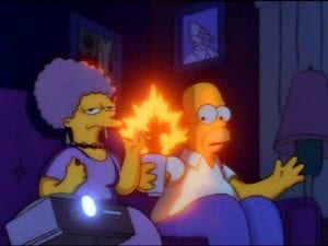The-Simpsons-predictions-of-the-future-Flaming-moes