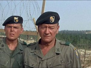 The-Green-Berets-inaccuracies-John-Wayne-Vietnam-war-movie