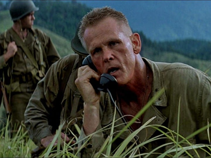 The-Thin-Red-Line-inaccuracies-Nick-Nolte-WWII-war-movies