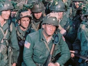 The-Longest-Day-inaccuracies-John-Wayne-WWII-war-movies