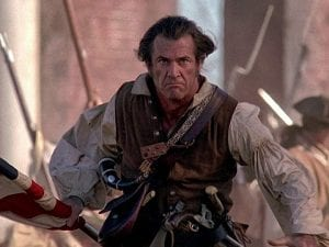 The-Patriot-inaccuracies-Mel-Gibson-Revolutionary-war-movie