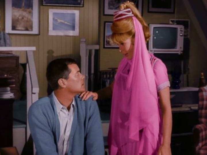 30 behind-the-scenes facts about 'I Dream of Jeannie'