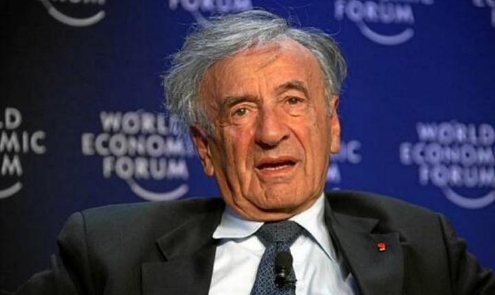 September 30, 1928: Author Elie Wiesel is born