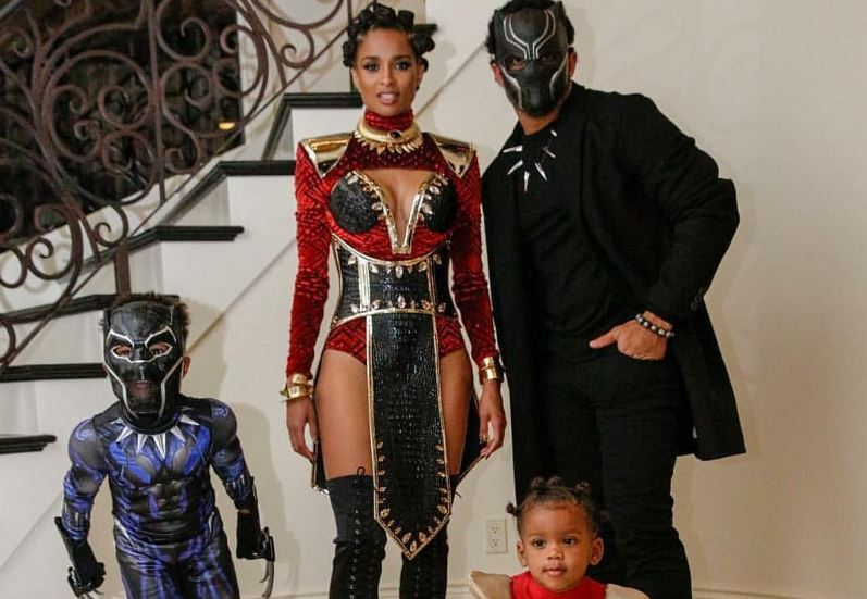 Russell-Wilson-Ciara-celebrity-famous-people-Halloween-costumes