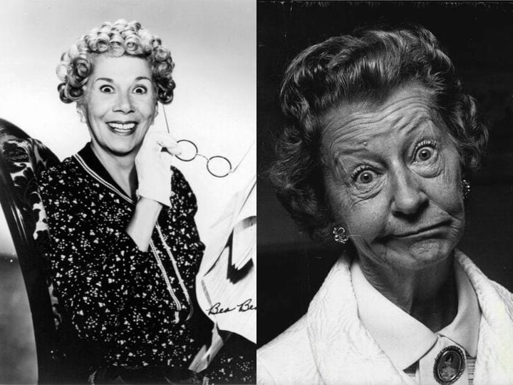 Granny audition, The Beverly Hillbillies