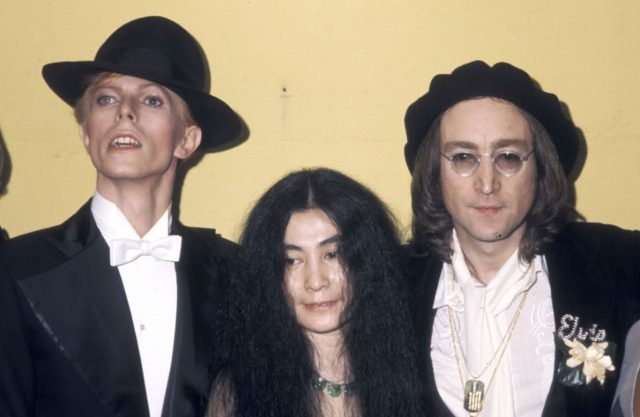 David-Bowie-17th-Annual-Grammy-Awards-John-Lennon-Yoko-Ono-1975