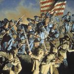 Despite what the internet may say, black soldiers only voluntarily fought for the Union Army.