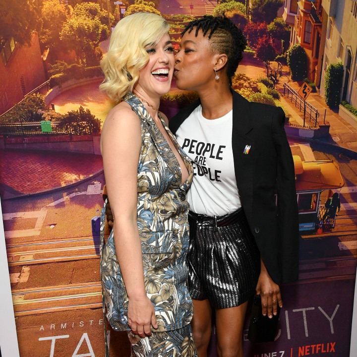 Lauren Morelli and Samira Wiley