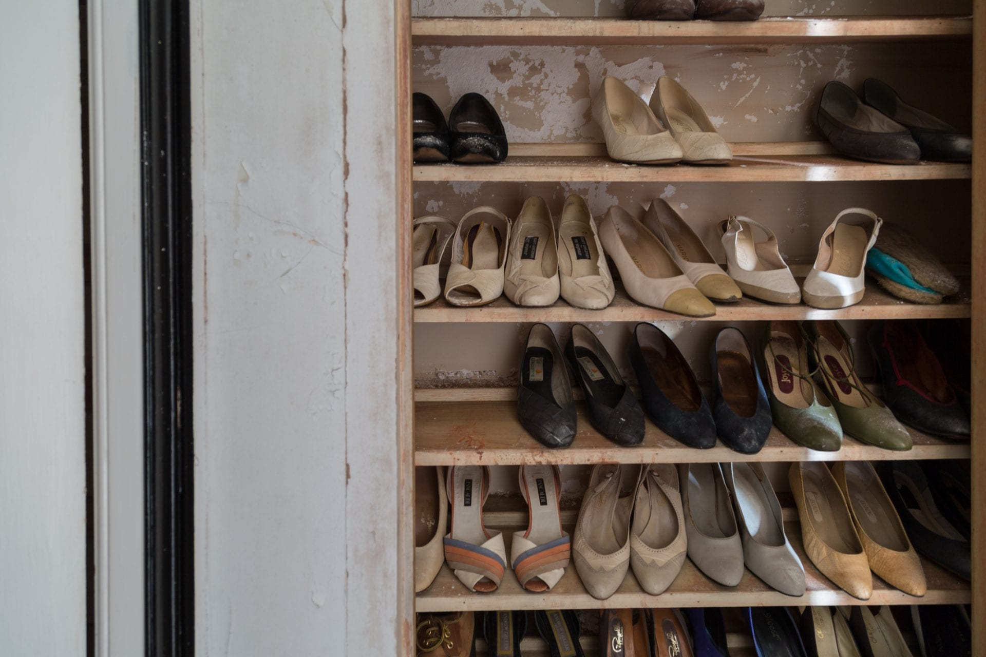 57-room-mansion-New-York-City-shoe-closet