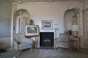 57-room-mansion-New-York-City-furniture-paintings