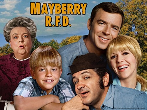 Mayberry RFD, spin-off, Mayberry