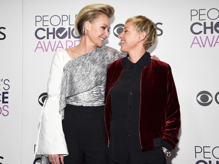 Notable LGBTQ celebrities who are openly proud