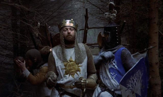 """""""Monty Python and the Holy Grail"""""""