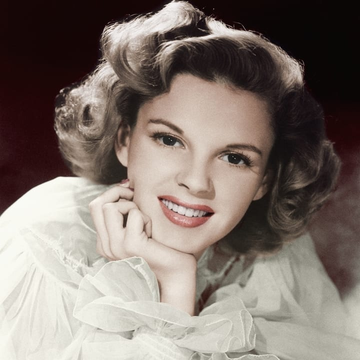 Judy Garland headshot