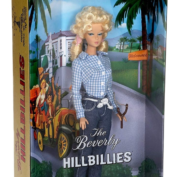 barbie doll, elly may, Beverly Hillbillies