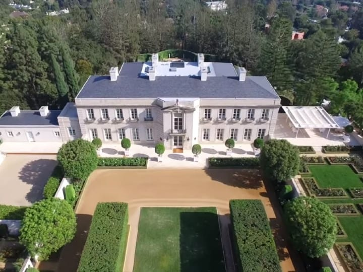 Beverly Hillbillies, home for sale,