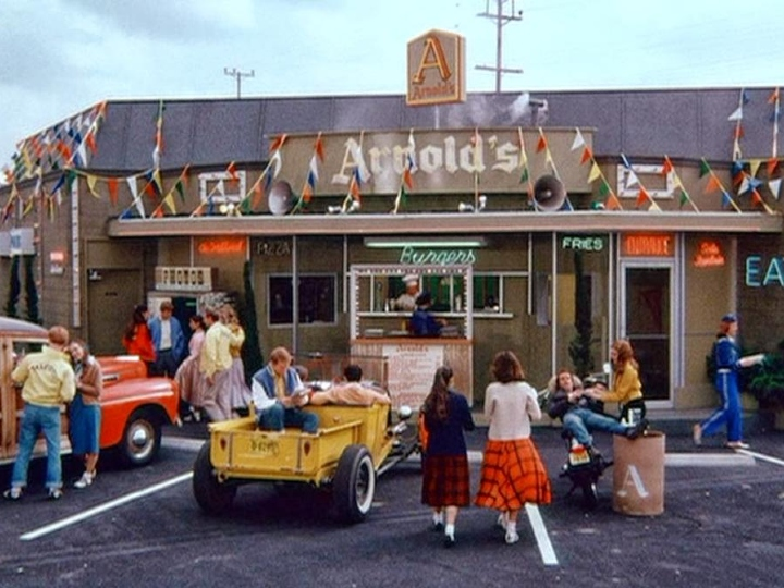 exterior arnolds drive in