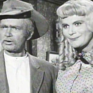 Jethrine is Max Baer Jr., identical twin, The Beverly Hillbillies