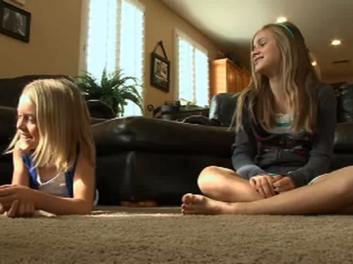kids on the carpet, two daughters, rewarding experience