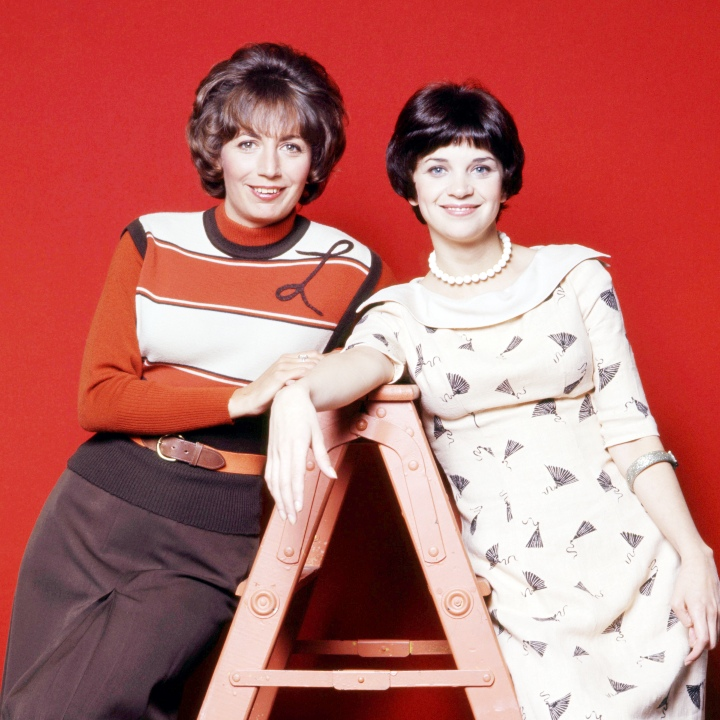 laverne and shirley publicity photo