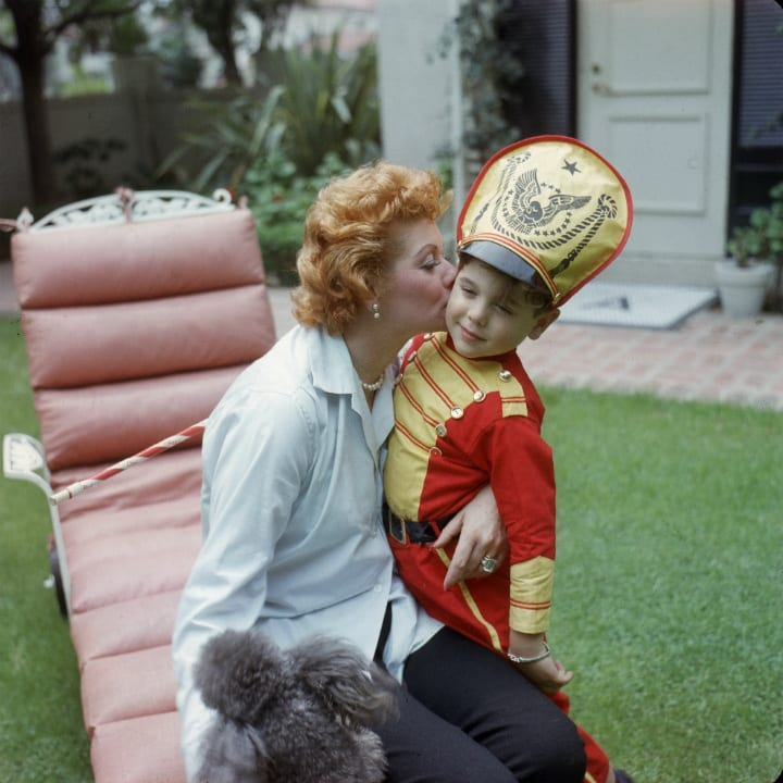 lucille-ball-desi-arnaz-jr