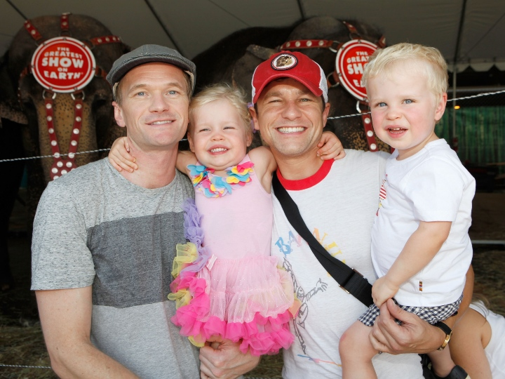 neil patrick harris david burtka and kids