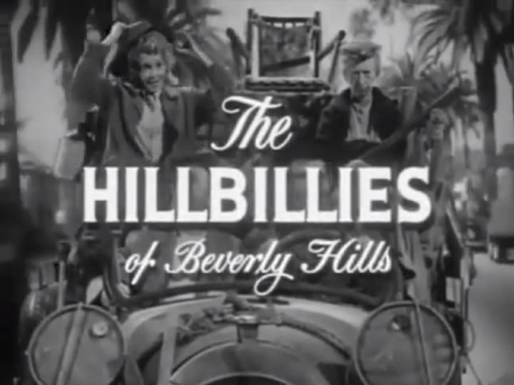 The Hillbillies of Beverly Hills, pilot, unaired episode