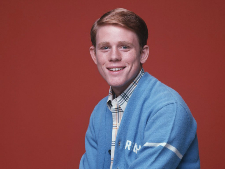 ron howard as richie cunningham