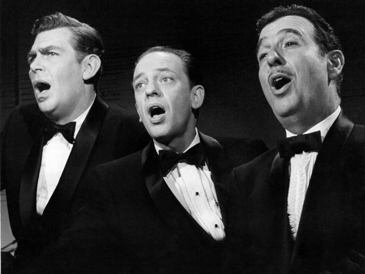 singing, Andy Griffith Show, stars singing