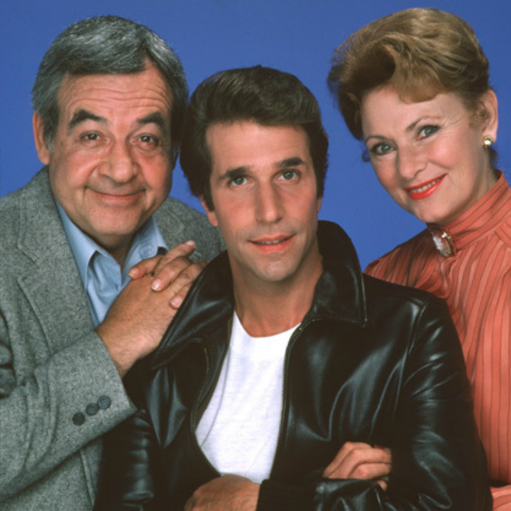 tom bosley henry winkler and marion ross