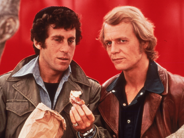 Starsky and Hutch shooting and episode