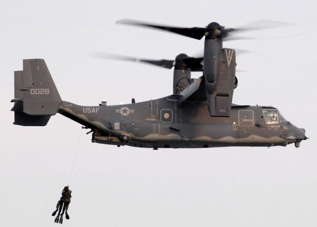 Navy-SEALs-BUD/S-US-Navy-US-Air-Force-Osprey