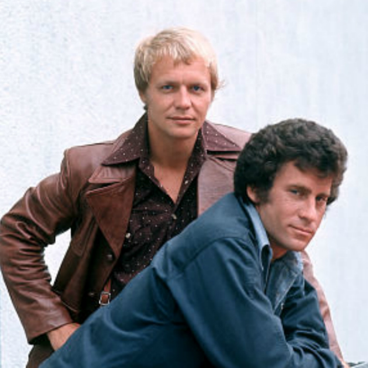 Starsky and Hutch cops