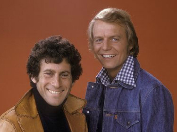 Starsky and Hutch side by side