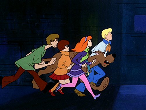 """Scooby Doo: Where Are You!"""