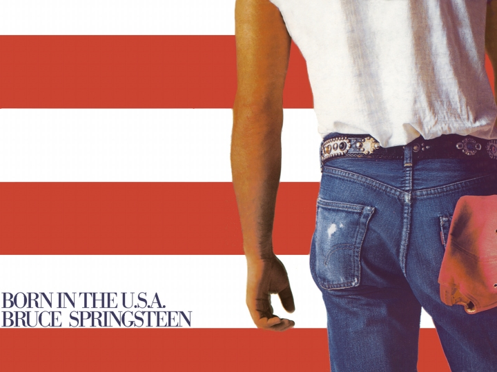Bruce Springsteen, Born in the USA, dark song, sad song